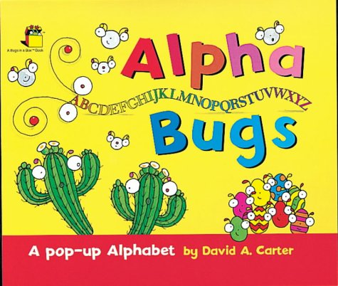 9781841215105: Alpha Bugs (A bugs in a box book)