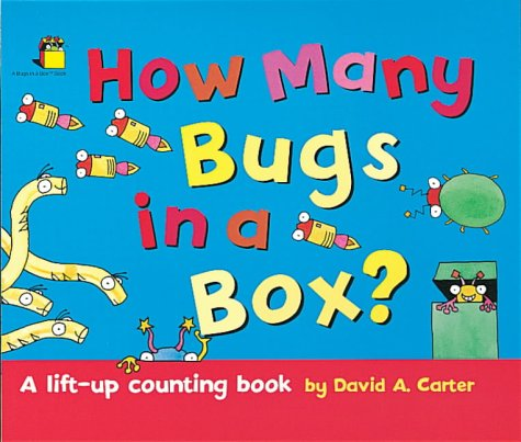9781841215129: How Many Bugs In A Box?: A Lift-up Counting Book: 7