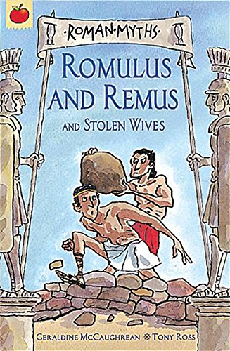 9781841215228: Romulus and Remus (Orchard Myths)