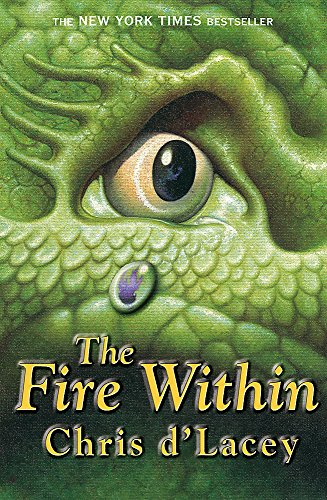 9781841215334: The Last Dragon Chronicles: The Fire Within (Orchard Red Apple S)