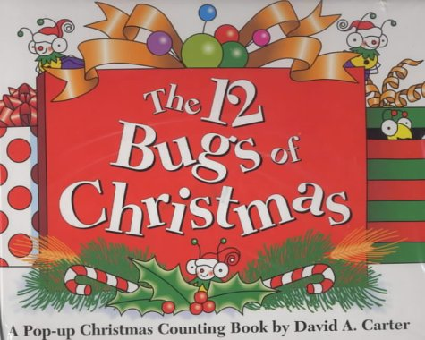 9781841215495: Bugs: The Twelve Bugs Of Christmas