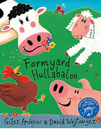 9781841215631: Farmyard Hullabaloo (Orchard Picturebooks)