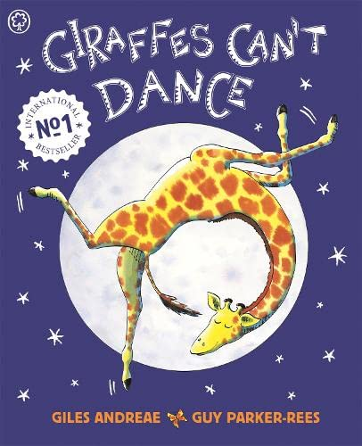 9781841215655: Giraffes Can't Dance: International No.1 Bestseller (Orchard Books)