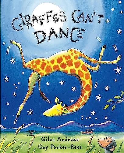 9781841215655: Giraffes Can't Dance