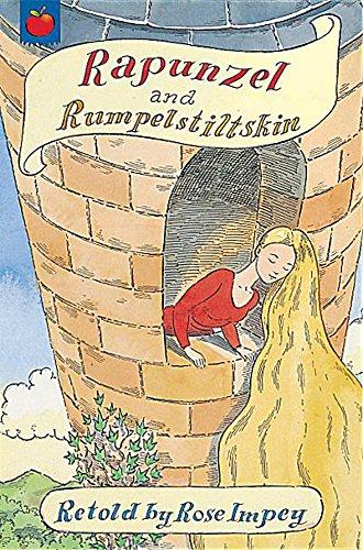 9781841215761: Rapunzel: AND Rumpelstiltskin (Fairy Tales)