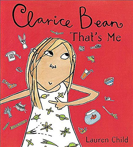 9781841215839: Clarice Bean, That's Me