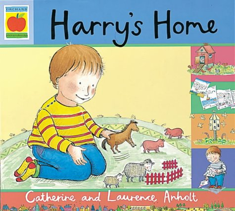 9781841216034: Harry's Home (Picture Books)