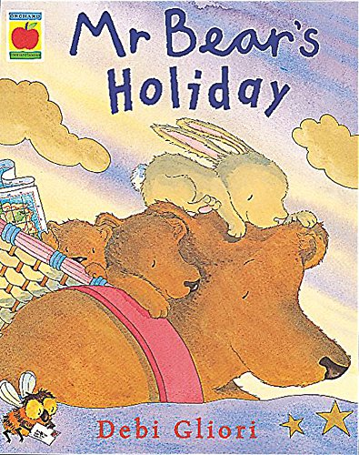 9781841216089: Mr. Bear's Holiday (Orchard Picturebooks)