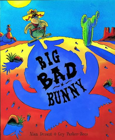 9781841216225: Big Bad Bunny (Orchard picturebooks)