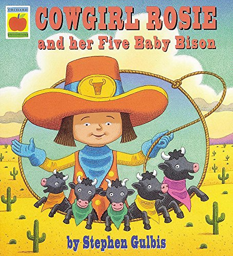 9781841216300: Cowgirl Rosie And The Five Baby Bison
