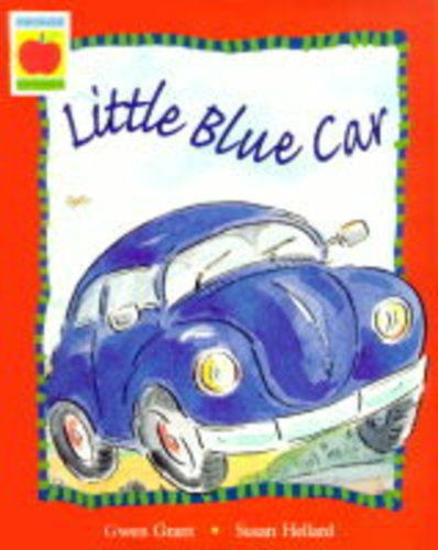 9781841216379: Little Blue Car (Orchard picturebooks)
