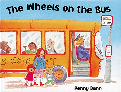 9781841217154: The Wheels on the Bus (Busy Baby Board Books)