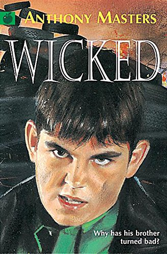 9781841217321: Wicked (Black Apples)