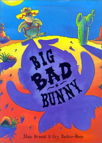 9781841217437: Big Bad Bunny (Orchard Picturebooks)