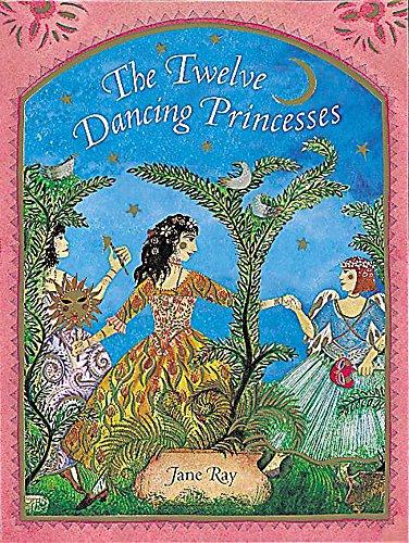 9781841217789: The Twelve Dancing Princesses