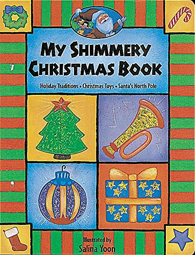 9781841219141: My Shimmery Glimmery Christmas Book