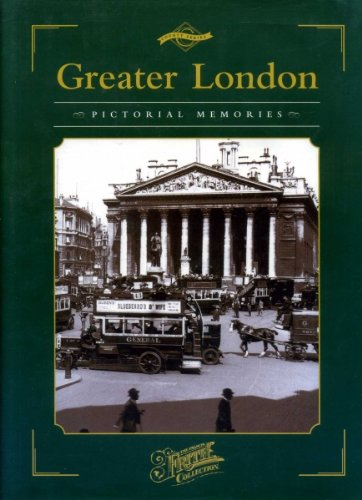 9781841250779: Greater London (County Series: Pictorial Memories)