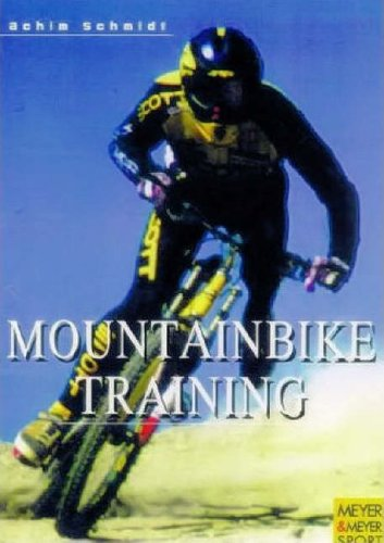 9781841260075: Mountain Bike Training: For Beginners and Professionals