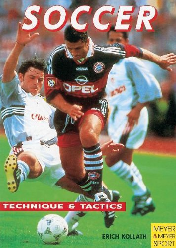 9781841260167: Soccer-technique and Tactics