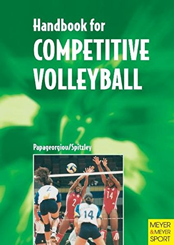 9781841260747: Handbook for Competitive Volleyball