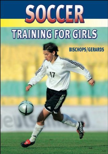 9781841260976: Soccer Training for Girls