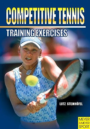 9781841261379: Competitive Tennis: Training Exercises