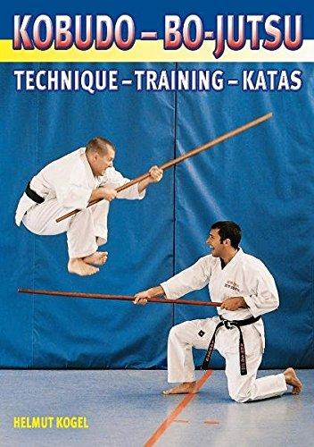 9781841261720: Kobudo - Bo-jutsu: Technique - Training - Tactics