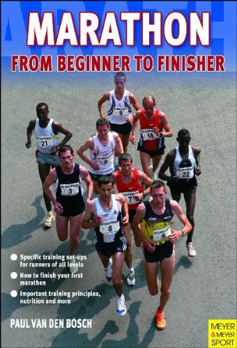 9781841262079: Marathon: From Beginner to Finisher