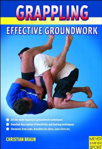 9781841262123: Grappling: Effective Groundwork Techniques