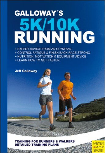 9781841262192: Galloway's 5k/10K Running