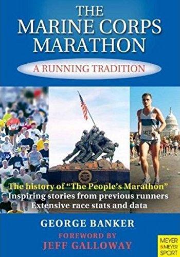 9781841262222: The Marine Corps Marathon: A Running Tradition