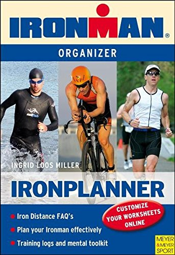 9781841262574: Ironplanner: Iron-Distance Organizer for Triathletes (Ironman) (Ironman Edition)