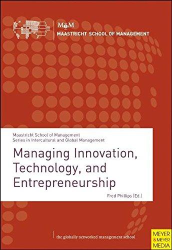 9781841262673: Managing Innovation, Technology, and Entrepreneurship