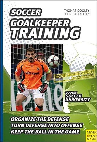9781841263069: Soccer: Goalkeeper Training