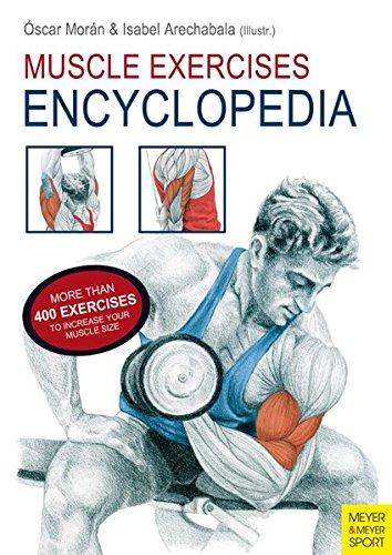 9781841263502: Muscle Exercises Encyclopedia