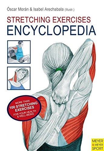 9781841263519: Stretching Excercises Encyclopedia