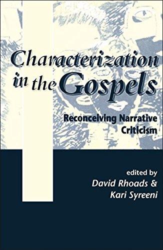 9781841270043: Characterization in the Gospels: Reconceiving Narrative Criticism