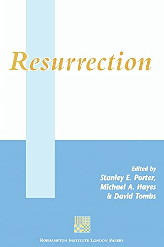 9781841270166: Resurrection (The Library of New Testament Studies)