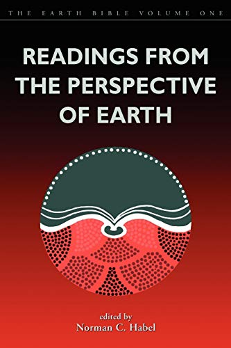 9781841270845: Readings from the Perspective of Earth (Earth Bible (Sheffield))