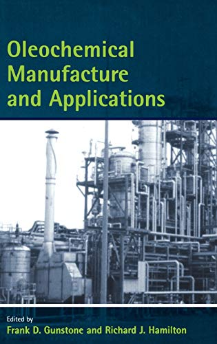 Oleochemical Manufacture and Applications (Hardback)
