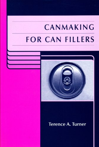 9781841272207: Canmaking for Can Fillers (Sheffield Packaging Technology)