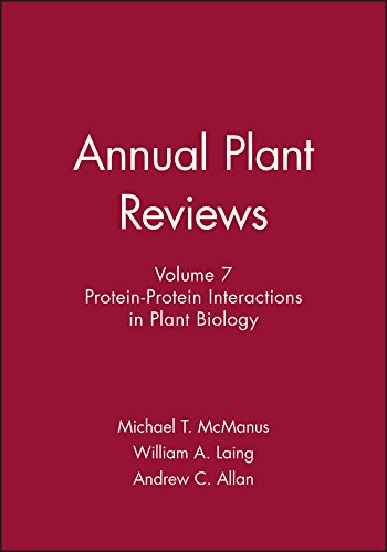 9781841272290: Protein: Protein Interactions in Plant Biology (Annual Plant Reviews)