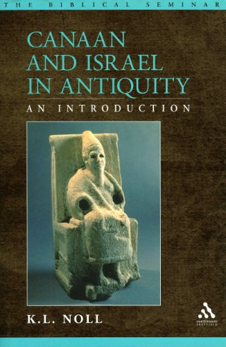 9781841273181: Canaan and Israel in Antiquity: An Introduction (Biblical Seminar)