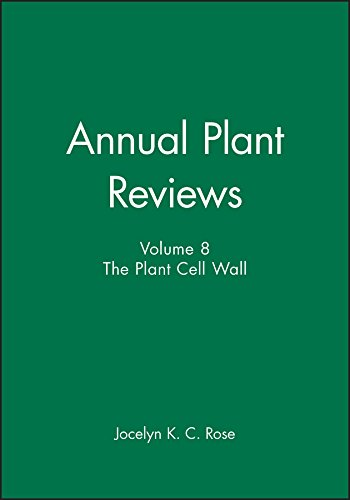 THE PLANT CELL WALL : ANNUAL PLANDT REVIEWS, VOLUME-8