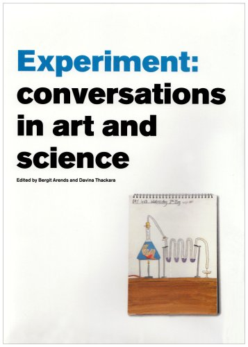 9781841290430: Experiment: Conversations in Art and Science (Art Catalogue)