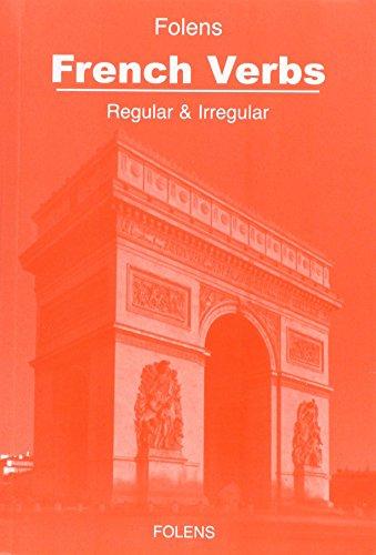 9781841310275: French Verbs: Regular and Irregular
