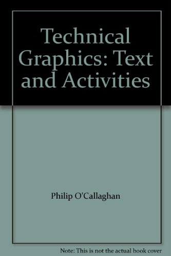 9781841314754: Technical Graphics: Text and Activities