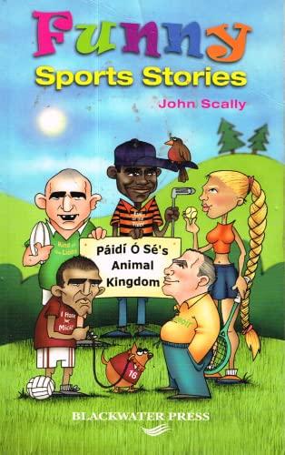 Funny Sports Stories: Scally, John