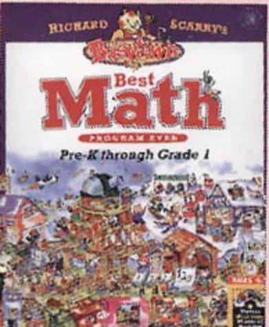 9781841331188: Richard Scarry's Busytown Best Math Program Ever