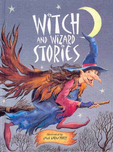 9781841351032: Witch and Wizard Stories (Fantasy Stories)